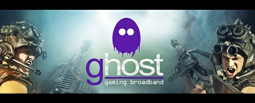 ghost gaming broadband