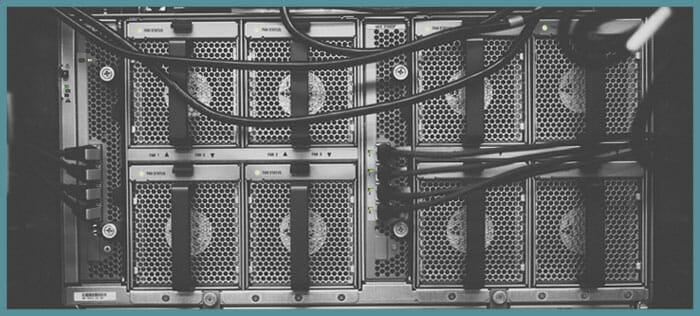 Internet Service Provider server