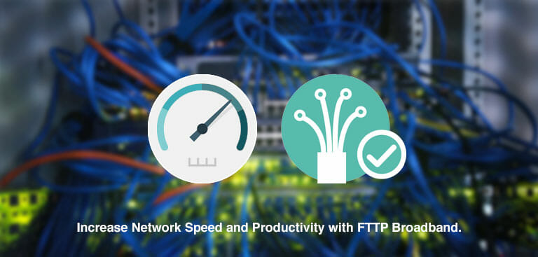 Ultrafast FTTP broadband increases online possibilities