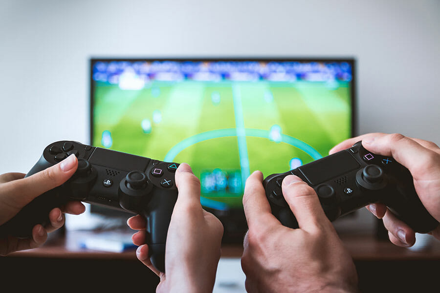 Home FTTP broadband makes online gaming easier