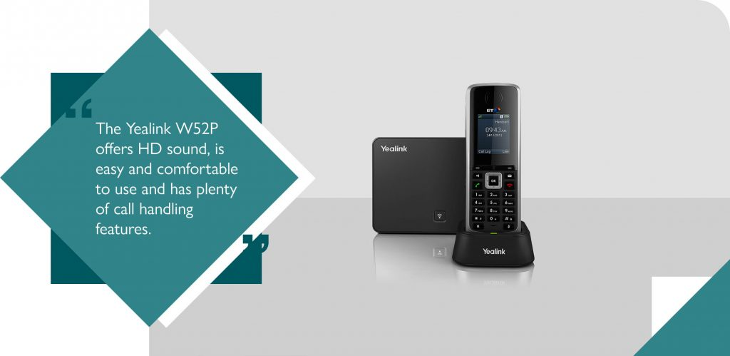 Yealink as best VoIP phone for small businesses in 2020